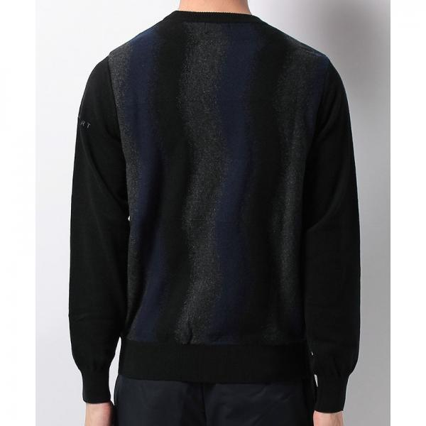 【SALE】LANVIN SPORT(ランバン スポール)セーター(17FW)VMK4061B6※返品交換不可