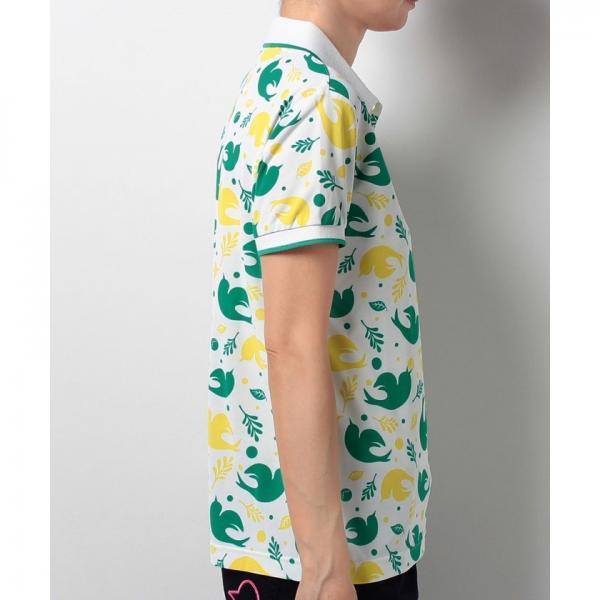 Munsingwear(マンシングウェア)半袖シャツ(17FW)XJWLK200