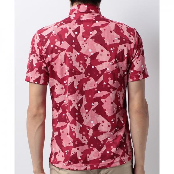 Munsingwear(マンシングウェア)半袖シャツ(17FW)XJWMK200