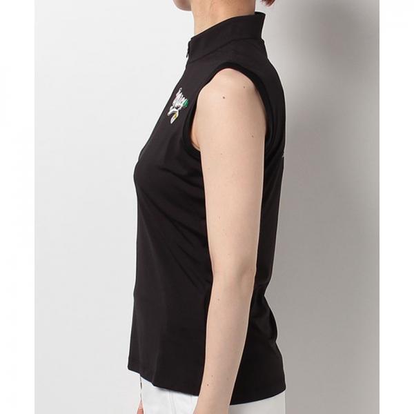 le coq GOLF(ルコックゴルフ)公式オンラインショップ限定販売「イ・ボミプロ」モデルノースリーブシャツ(17FW)XQGL1574