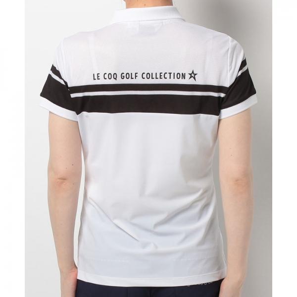 le coq GOLF(ルコックゴルフ)公式オンラインショップ限定販売「イ・ボミプロ」モデル半袖シャツ(17FW)XQGL1575