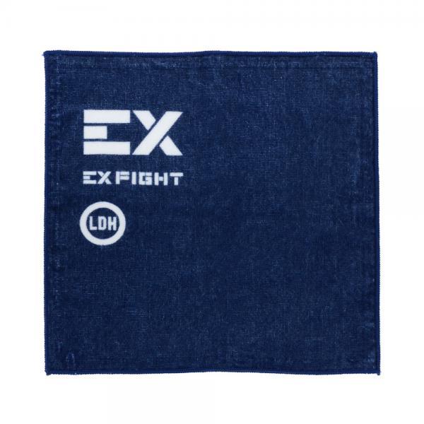 DoctorAir(ドクターエア)ハンドタオル(EXFIGHT)ブルー