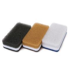 台所用スポンジ抗菌タイプ 3色セット (モノトーン) ダスキン スポンジ キッチン