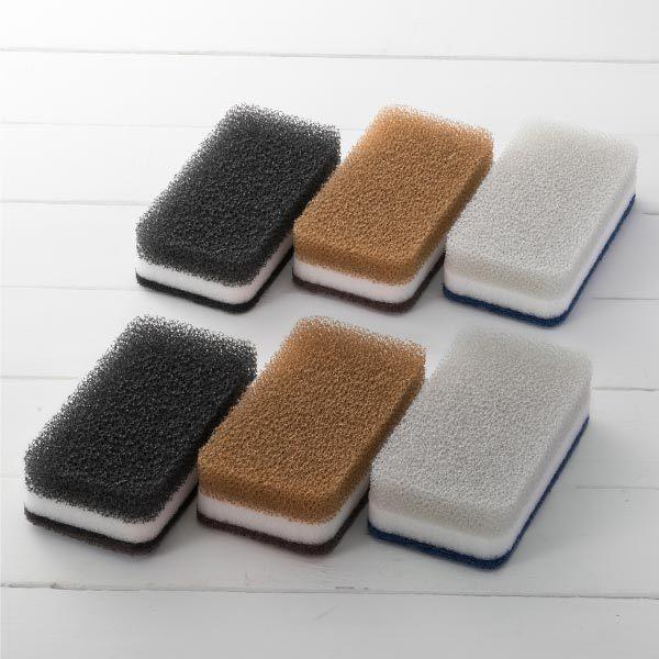 数量限定 台所用スポンジ抗菌タイプ 6個(オシャレカラーセット) ダスキン スポンジ キッチン