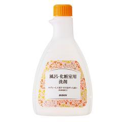 風呂・化粧室用洗剤(スプレーヘッド別売)500ml ダスキン 掃除 洗面 浴室 浴槽 湯垢 皮脂汚れ 除菌