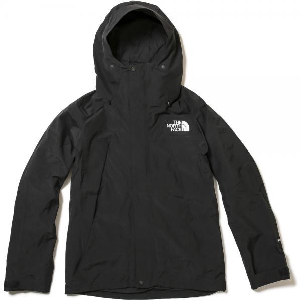ノースフェイス (THE NORTH FACE) メンズ 防水ジャケット マウンテンジャケット Mountain Jacket NP61800 ブラック(K) XS