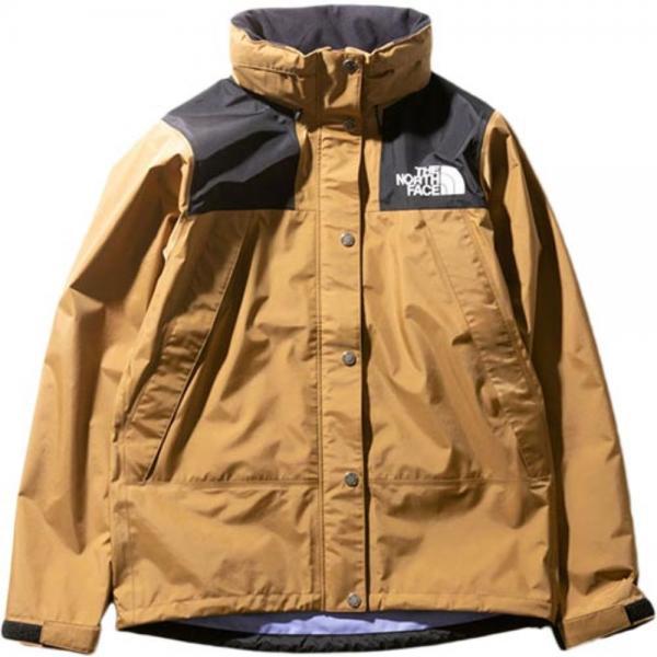 ノースフェイス (THE NORTH FACE) レディース 防水ジャケット マウンテンレインテックスジャケット Mountain Raintex Jacket NPW11935 ブリティッシュカーキ(BK) M