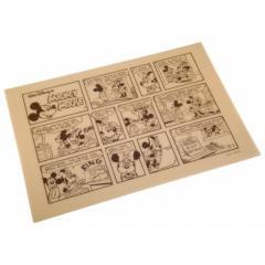 パール金属 ディズニー ランチョンマット ミッキーマウス コミック MA-1354(1枚入)