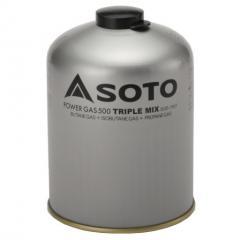 SOTO(ソト) パワーガス500トリプルミックス SOD-750T