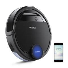ロボット掃除機 カメラで物体を認識し回避 水拭き スマホ DEEBOT OZMO 960|ECOVACS エコバックスお掃除ロボット|国内正規品