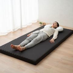 送料無料 マットレス シングル 高反発 日本製 敷布団 体圧分散 通気性 寝返り 腰痛 肩こり 蒸れない