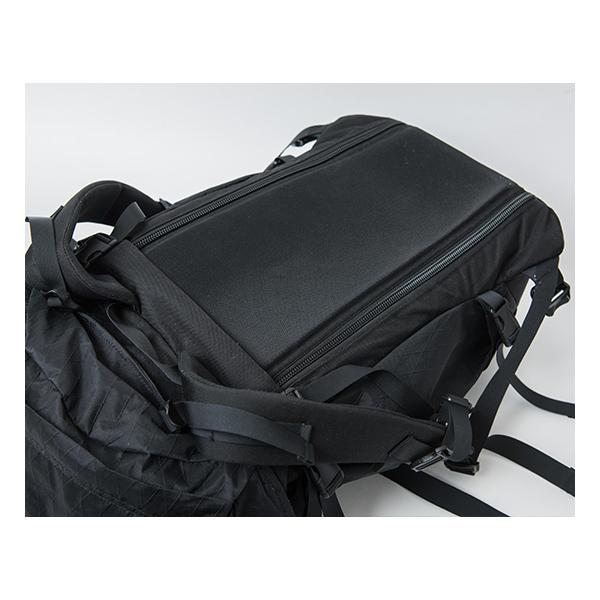 The 3rd Eye Chakra (サードアイチャクラ) 送料無料 The Back Pack #001 40Lサイズ 登山バッグ バックパック リュック 山岳用バッグ クライミング トレッキング アルパインスポーツ カメラ 大容量 ホワイト