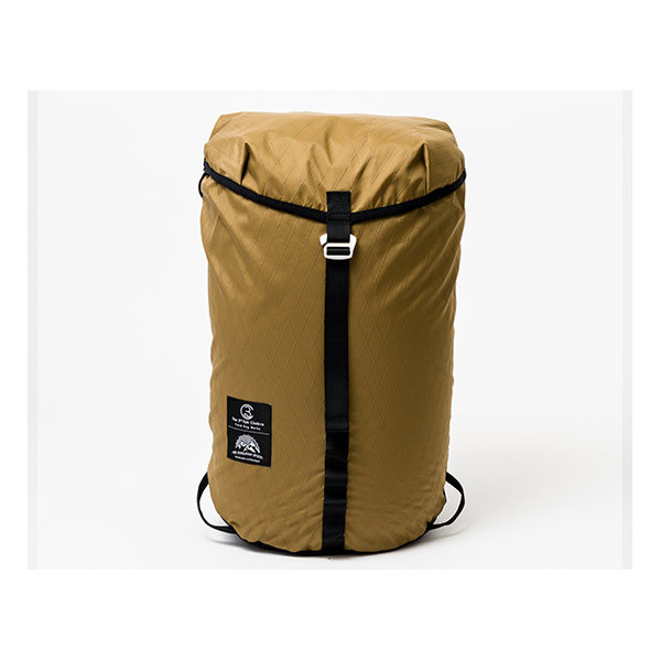 74340c56f7d1 The 3rd Eye Chakra (サードアイチャクラ) The Back Pack #002 Packable 登山バッグ