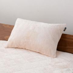 15%OFFクーポン対象商品 10%OFF 送料無料 枕カバー ピローケース アイボリー 43×63cm 2枚組 洗える あったか 暖かい 吸湿発熱 冬 冬用 防寒 ピロケース まくらカバー ヒートウォーム マイクロファイバー ボリューム ぬくぬく もこもこ ダニ防止 洗濯機可 クーポンコード:CKJNNWW