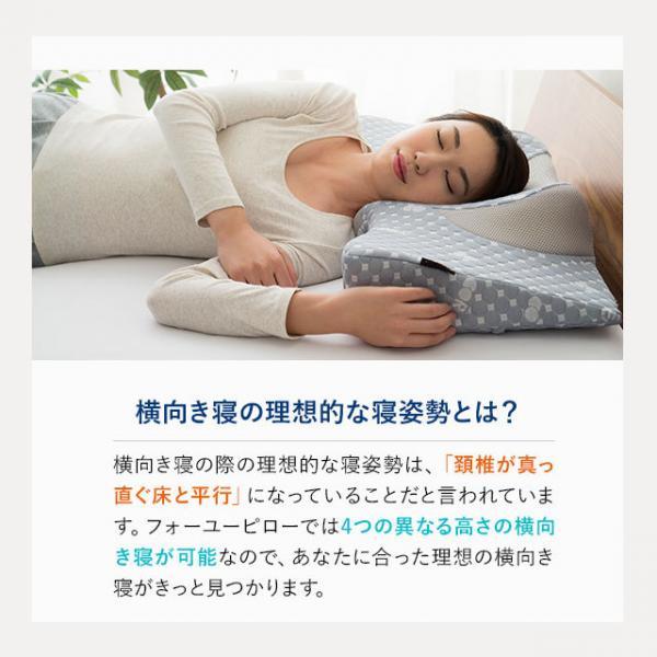 送料無料 枕 低反発枕 まくら 仰向け うつ伏せ 横向き 様々な寝方に対応 ストレートネック 頚椎 安眠 快眠 睡眠負債 肩こり いびき 母の日