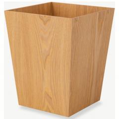 ゴミ箱 角すい型 ダストボックス 屑入れ 木製 インテリア 小物収納 小物収納ケース デスク周り デザイン おしゃれ 整理整頓 新生活 一人暮らし 事務用品 北欧 アッシュ