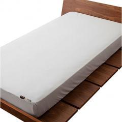 アウトレット 40%OFF 送料無料 ボックスシーツ シングル ふんわりサラサラ天然素材のモダール生地 とろけるような肌触り 保温性 あったか 吸湿性 レーヨン グレー