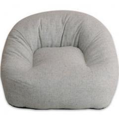 送料無料 一人掛けソファ 省スペースサイズ グレー 座椅子 マフィー 日本製 シンプル ワンルーム フロアライフ フロアソファ 北欧 【5%OFFクーポン利用可能】【コード:AC3648T】