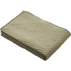 アウトレット 28%OFF 送料無料 敷きパッド シングルサイズ リネン100% さらさら やわらか ひんやりマット 冷却マット 涼感シーツ クールシーツ 冷感 丸洗いOK 洗いに強い 敷パッド ベッドパッド 本麻 ラミー 速乾 カーキ ワゴンセール