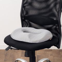 送料無料 クッション 座布団 オフィス 椅子 低反発クッション 座り心地 洗える 腰痛 姿勢矯正 骨盤 座クッション テレワーク 在宅 在宅勤務 巣ごもり