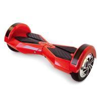 R8 バランススクーター レッド×ブラック