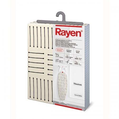 Rayen(レイエン) アイロンカバー イラスチック ライン/entresquare(アントレスクエア)