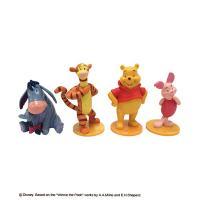 【Tポイント10倍】ディズニーコレクション フィギュア4個セット くまのプーさん