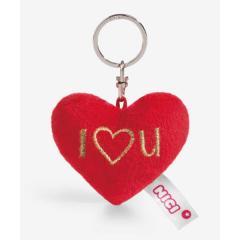 NICI(ニキ) キーリング/Love17 ハート I LOVE YOU/entresquare(アントレスクエア)