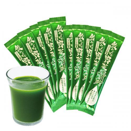 【おためし】飲みごたえ野菜青汁 10包