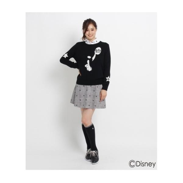 adabat30周年企画「ミッキーマウス」セーター