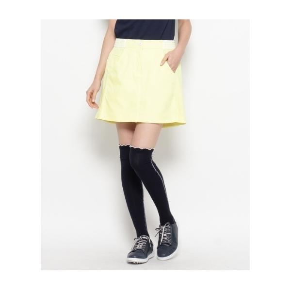 ウエストリブ仕様台形スカート