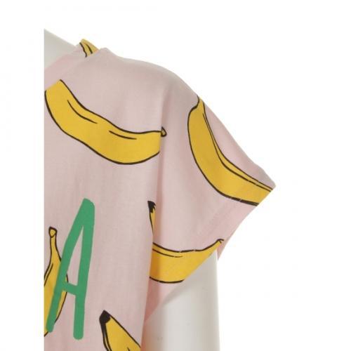 【ANAP】バナナ柄クロップドTシャツ