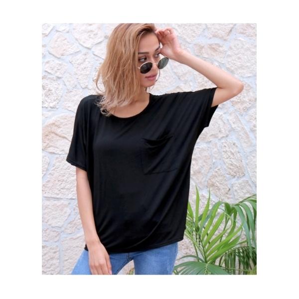 【ANAP】BACKオープンポケットTシャツ