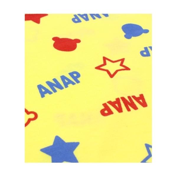 【ANAP KIDS】キャラクターロンパースTシャツSET