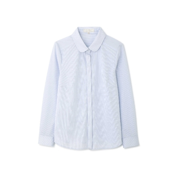 ◆大きいサイズ◆ストライプシャツ