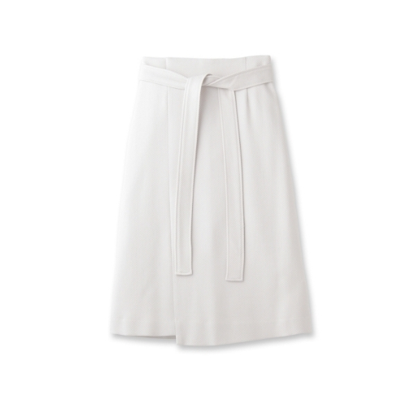 カッティングヘムベルテッドスカート