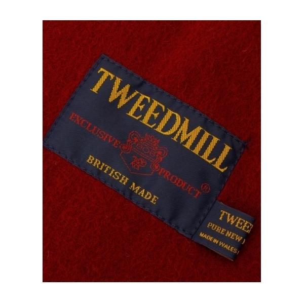 TWEED MILL ウールストール