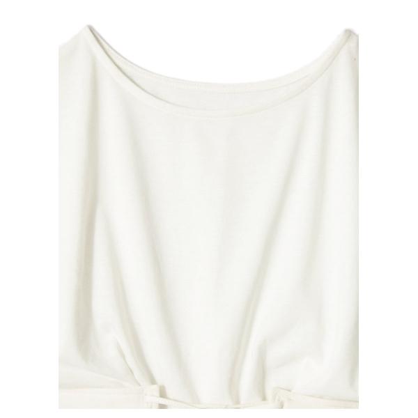 コルセットツキTシャツ