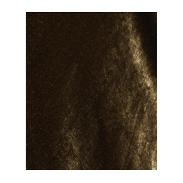 CREATURES of COMFORT シルク混ベロアブラウス