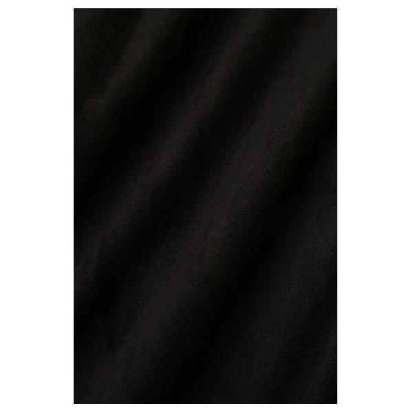 カットスウェードシャツワンピース