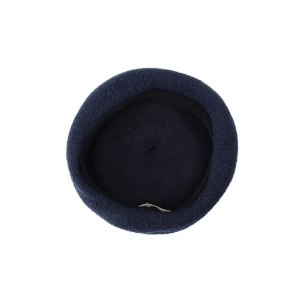 ループヤーンベレー帽