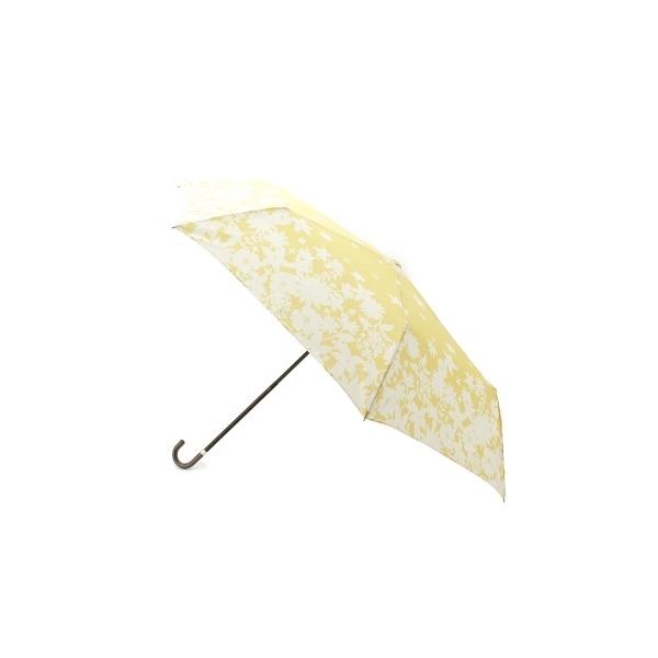 晴雨兼用シルエットフラワー折り畳み傘