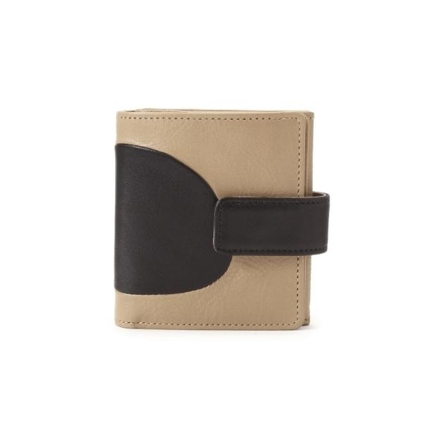SERENO(セレーノ) 薄型二つ折り財布