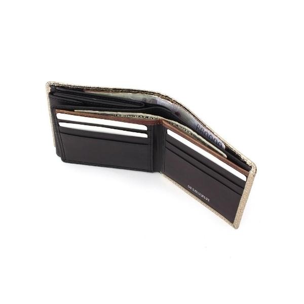 GATTOPARDO(ガトーパルド)二つ折財布