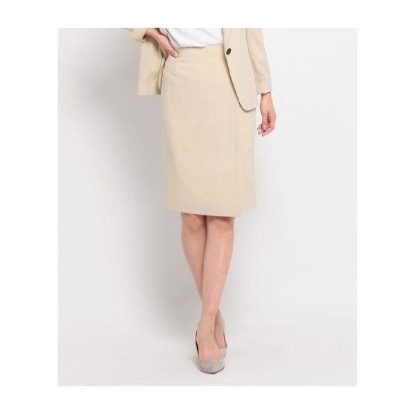 ラップ風ストレッチタイトスカート