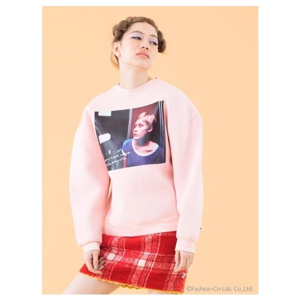 Larry Clark x little sunny bite sweater