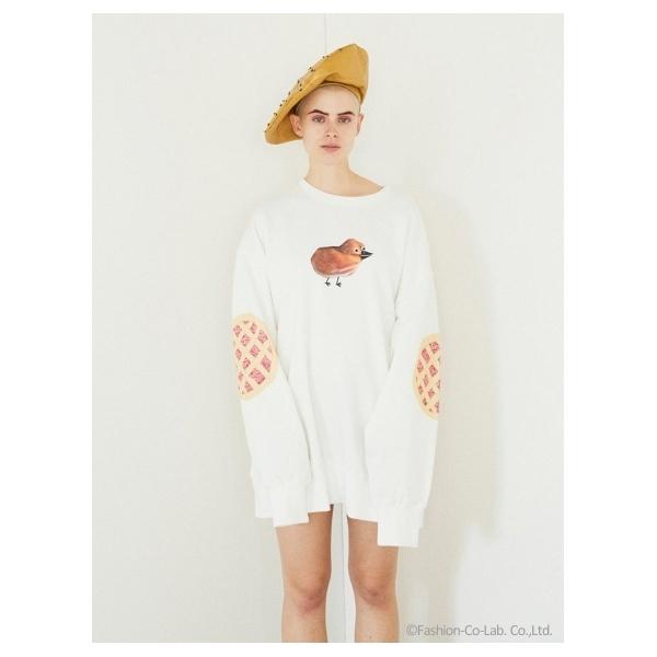 chicken pie sweater