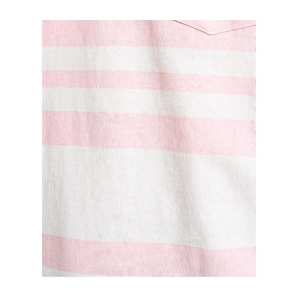 Tシャツ メンズ ボーダー クルーネック