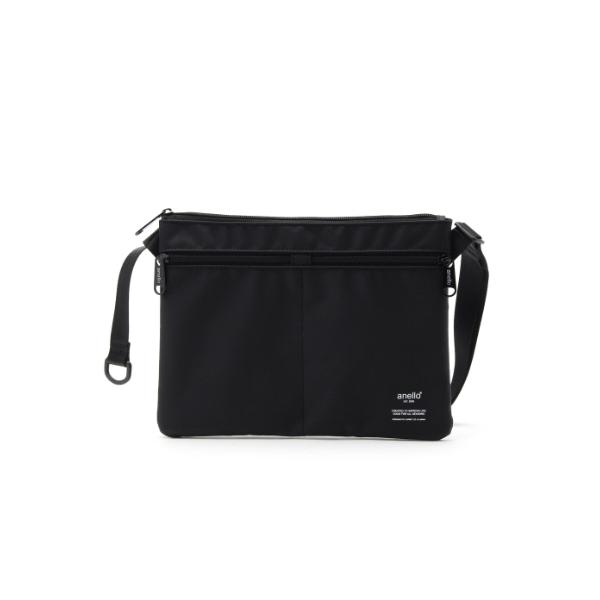 【WEB限定】anello/アネロ 多収納サコッシュバッグ