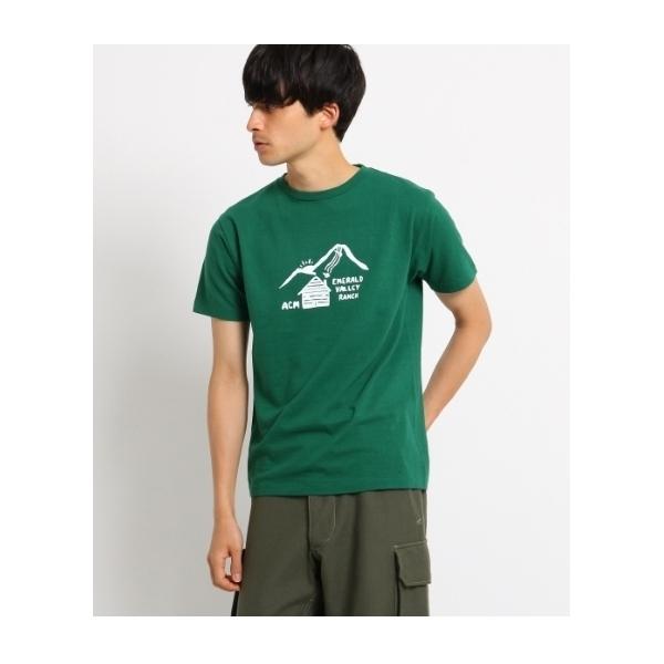 プリントTシャツ CAMP TEE